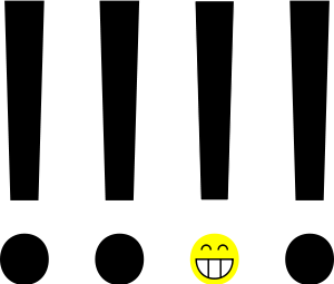 http://commons.wikimedia.org/wiki/File:Laughing_point.svg